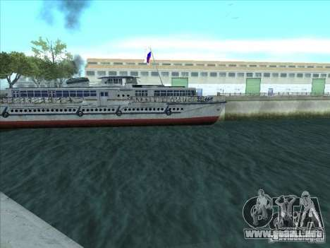 TH 623-River para GTA San Andreas