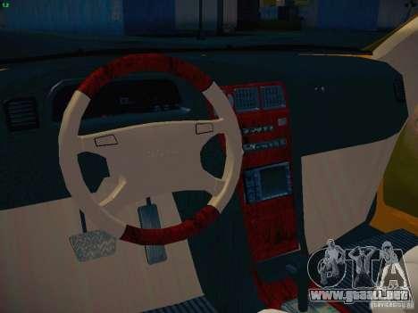 Ford Mondeo Sportbreak para vista lateral GTA San Andreas