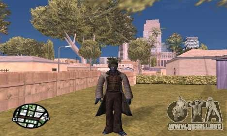 Nightcrawler Skins Pack para GTA San Andreas segunda pantalla