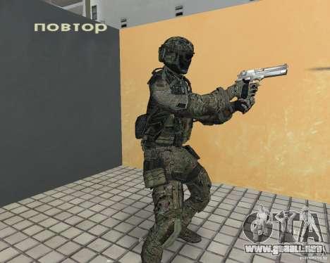 Escarcha de CoD MW3 para GTA Vice City sexta pantalla