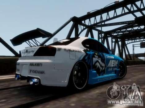 Nissm Silvia S15 Blue Tiger para GTA 4 left