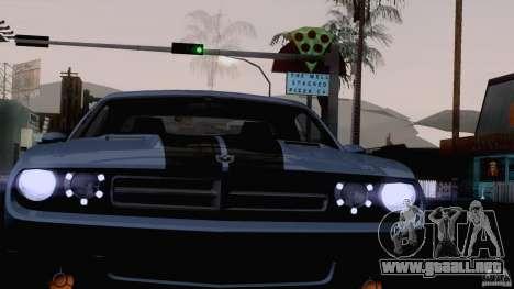 Dodge Challenger SRT8 para GTA San Andreas
