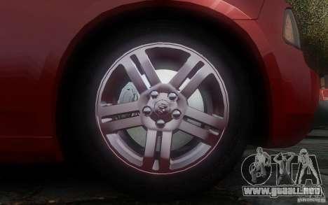 Dodge Charger RT Hemi 2008 para GTA 4