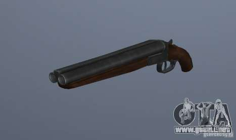 Grims weapon pack3 para GTA San Andreas undécima de pantalla