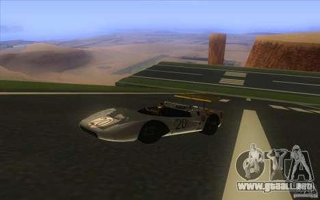 Nissan R381 para GTA San Andreas