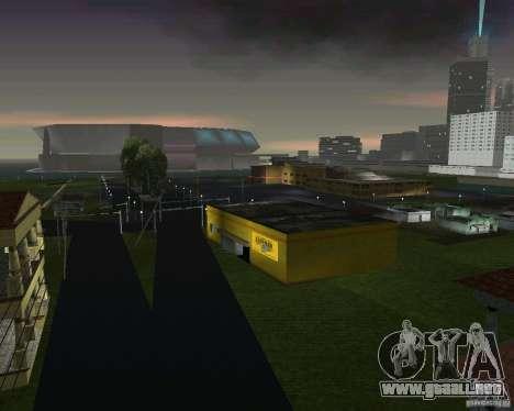 Volver al futuro Hill Valley para GTA Vice City octavo de pantalla