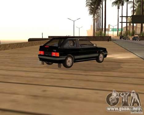 2113 VAZ para GTA San Andreas left