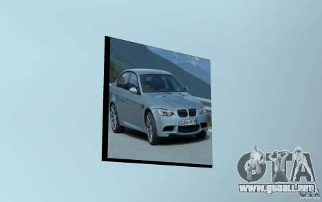 Concesionario BMW para GTA San Andreas tercera pantalla