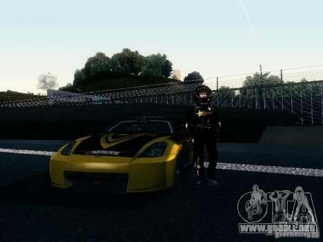 Race Ped Pack para GTA San Andreas segunda pantalla