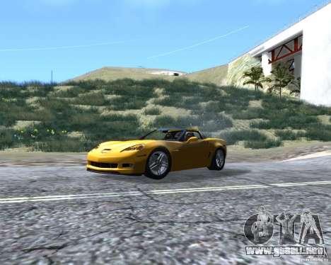 ENB Series by LeRxaR v 2.0 para GTA San Andreas segunda pantalla
