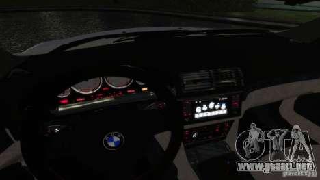 BMW M5 E39 BBC v1.0 para GTA motor 4