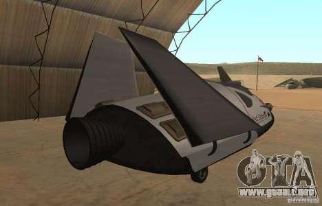Módulo de FARSCAPE para GTA San Andreas left