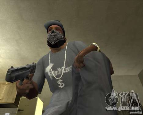 New Desert Eagle para GTA San Andreas