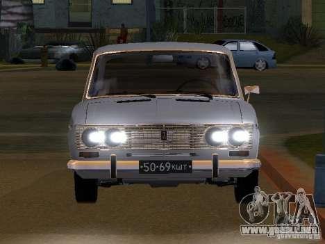 VAZ 2103 baja Classic para GTA San Andreas vista hacia atrás