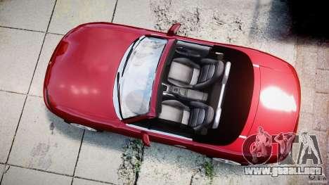 Mazda MX-5 Miata para GTA 4 visión correcta