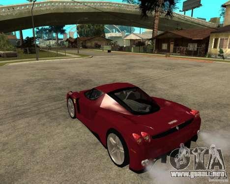 Ferrari ENZO 2003 v.2 final para GTA San Andreas left