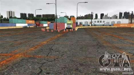Blur Port Drift para GTA 4 adelante de pantalla
