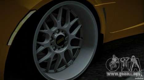 Lotus Exige Track Car para la vista superior GTA San Andreas