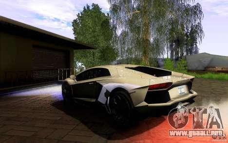 ENB Series - BM Edition v3.0 para GTA San Andreas tercera pantalla