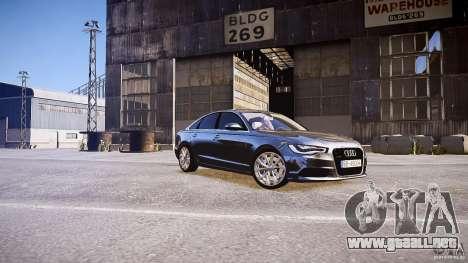 Audi A6 v1.0 para GTA 4 left