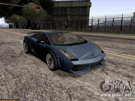 LibertySun Graphics For LowPC para GTA San Andreas