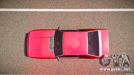Ford Mustang GT 1993 Rims 2 para GTA 4 visión correcta