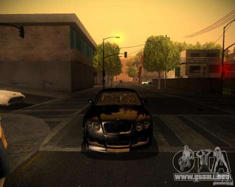 ENBSeries Realistic para GTA San Andreas décimo de pantalla