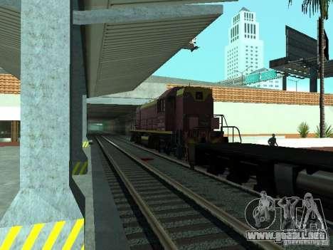 Tem2u-915 para la visión correcta GTA San Andreas