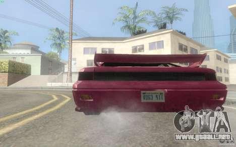 New Alpha para la visión correcta GTA San Andreas
