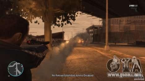Arma-lanzacohetes para GTA 4