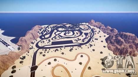 Dead Race Island para GTA 4 segundos de pantalla