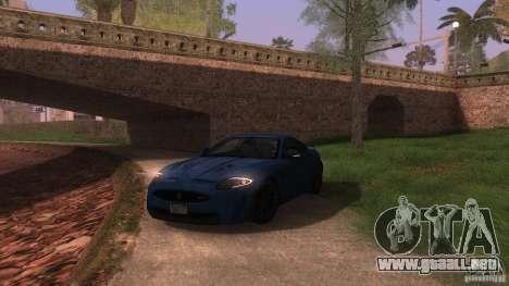 Sunny ENB Setting Beta 1 para GTA San Andreas sucesivamente de pantalla