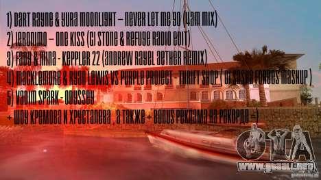 Radio Record by BuTeK para GTA Vice City segunda pantalla