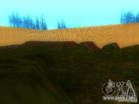 Moto Track Race para GTA San Andreas segunda pantalla