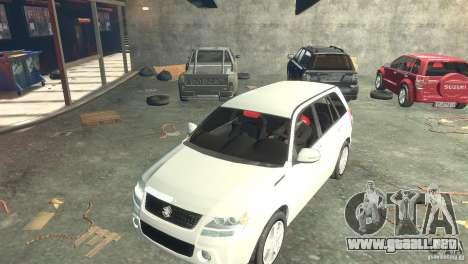 ENB Series para GTA 4 adelante de pantalla