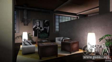 New texture for Algonguin savehouse para GTA 4 segundos de pantalla