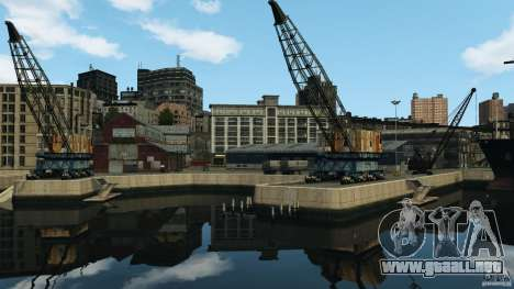 FAKES ENB Realistic 2012 para GTA 4 décima de pantalla