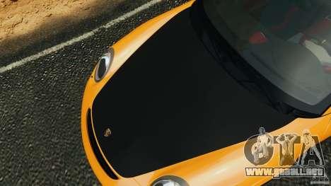 Porsche 911 GT2 RS 2012 v1.0 para GTA 4 ruedas