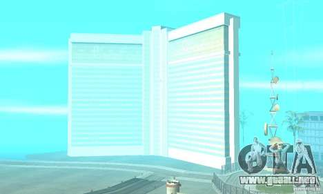 Drift City para GTA San Andreas tercera pantalla