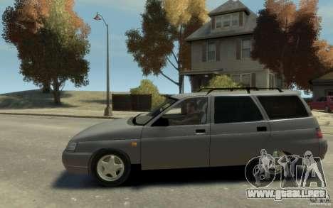 Lada ВАЗ 2111 para GTA 4 left