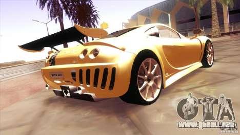 Ascari A10 para la visión correcta GTA San Andreas
