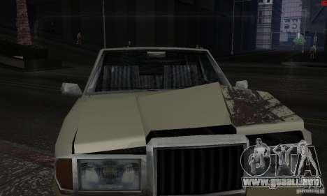 Nuevas texturas para auto para GTA San Andreas tercera pantalla