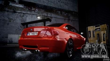 BMW M3 GT-S V.1.0 para GTA 4 left