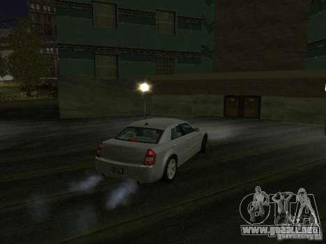 Chrysler 300C HEMI 5.7 2009 para la visión correcta GTA San Andreas