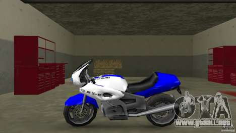 Suzuki GSX-R 600 beta 0.1 para GTA Vice City