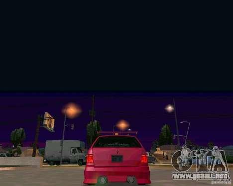 Stratum Tuned Taxi para visión interna GTA San Andreas