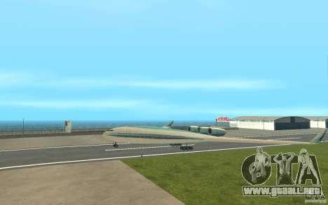 Boeing 797 BWB para GTA San Andreas