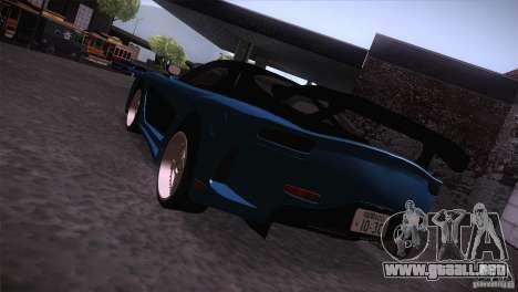 Mazda RX-7 Veilside v3 para GTA San Andreas left