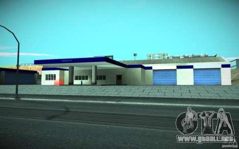 HD Garage in Doherty para GTA San Andreas