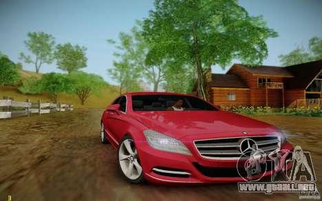ENBSeries by muSHa v5.0 para GTA San Andreas segunda pantalla
